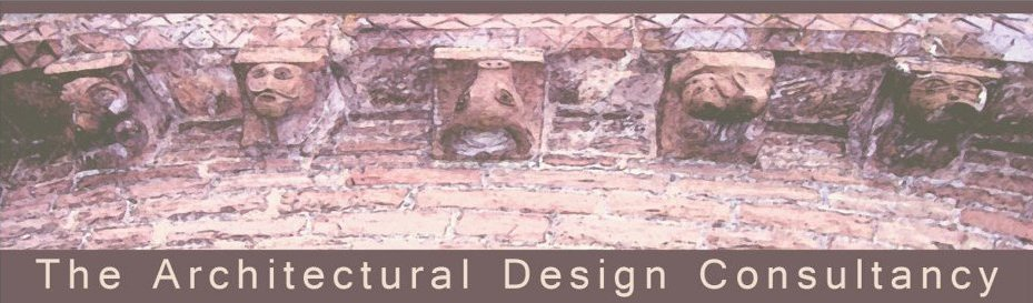 Banner reading Architecturall Design COnsultancy