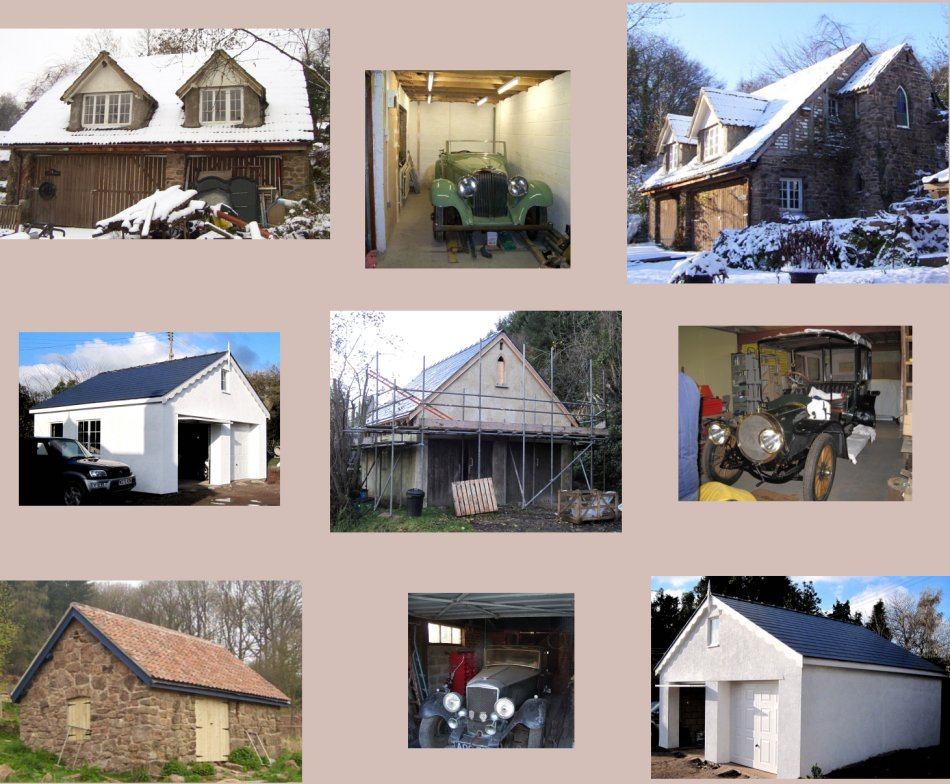 outbuildings and contents